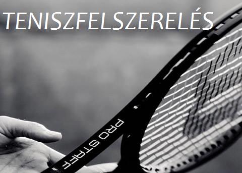 Teniszfelszerelés