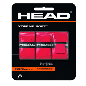 head-xtreme-soft-3-pack-red