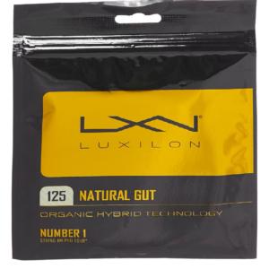 luxilon natural gut ,