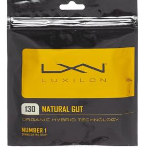 luxilon natural gut 1,30