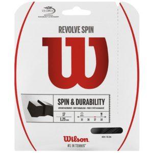 wilson revolve spin 1,25 fekete