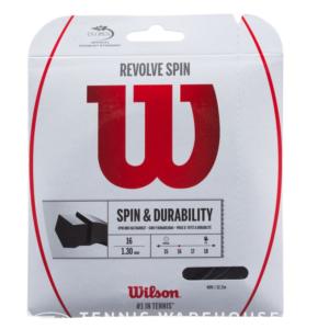 wilson revolve spin 1,30 fekete