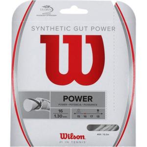 wilson synthetic gut power 1,30