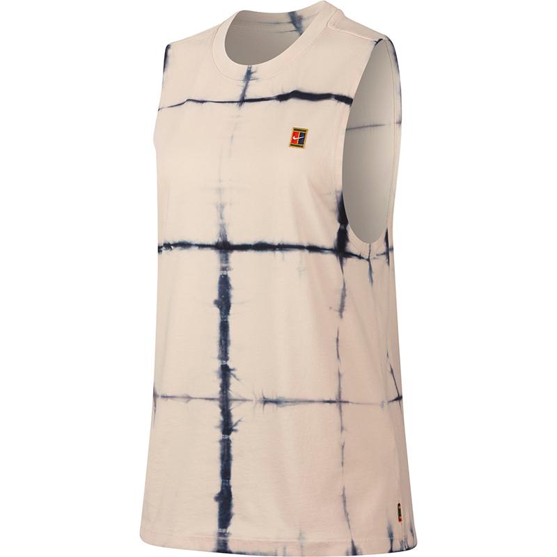 5de978f14e Nike Women's Court Tie Dye Tank női tenisz ruházat - Match-Point Tennis Club